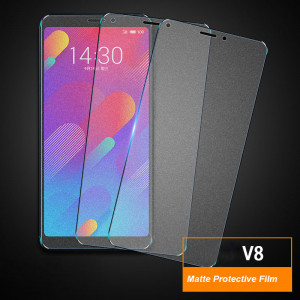 Super Clear & Matte Tempered Glass Screen Protector For Meizu V8/M8/X8/M8 Note