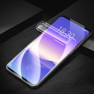 Super Clear Soft Protective Screen Protector For Meizu 16S Pro