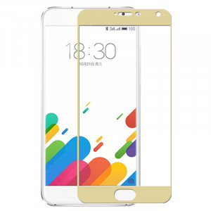 Tempered Glass Screen Full Protection For Meizu Metal