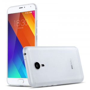 Transparent Ultra Thin 0.6mm Frosted Hard Case For Meizu MX5