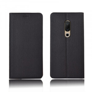 Tree Texture Classic Flip PU Leather Protective Case For Meizu M15/15/15 Plus