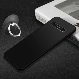 Ultra-thin Full Body Micro Matte Soft Silicone Back Cover Case For MEIZU 17 Pro/17