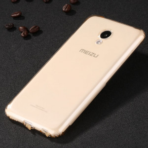 Ultra Thin Transparent Soft Silicone Protective Case For Meizu M5