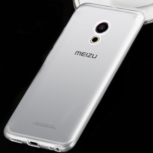 Ultra Thin Transparent Soft Silicone Protective Case For Meizu Pro 6/Pro 6S