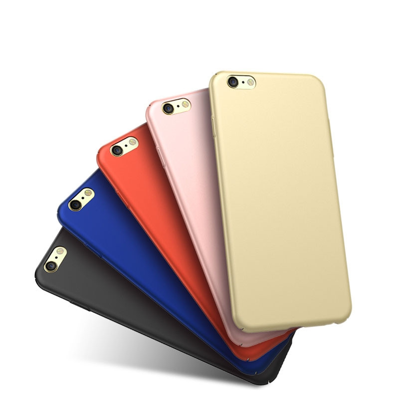 Super Simple Micro Frosted Plastic Hard Shell Back Cover Case For Meizu U10 / U20