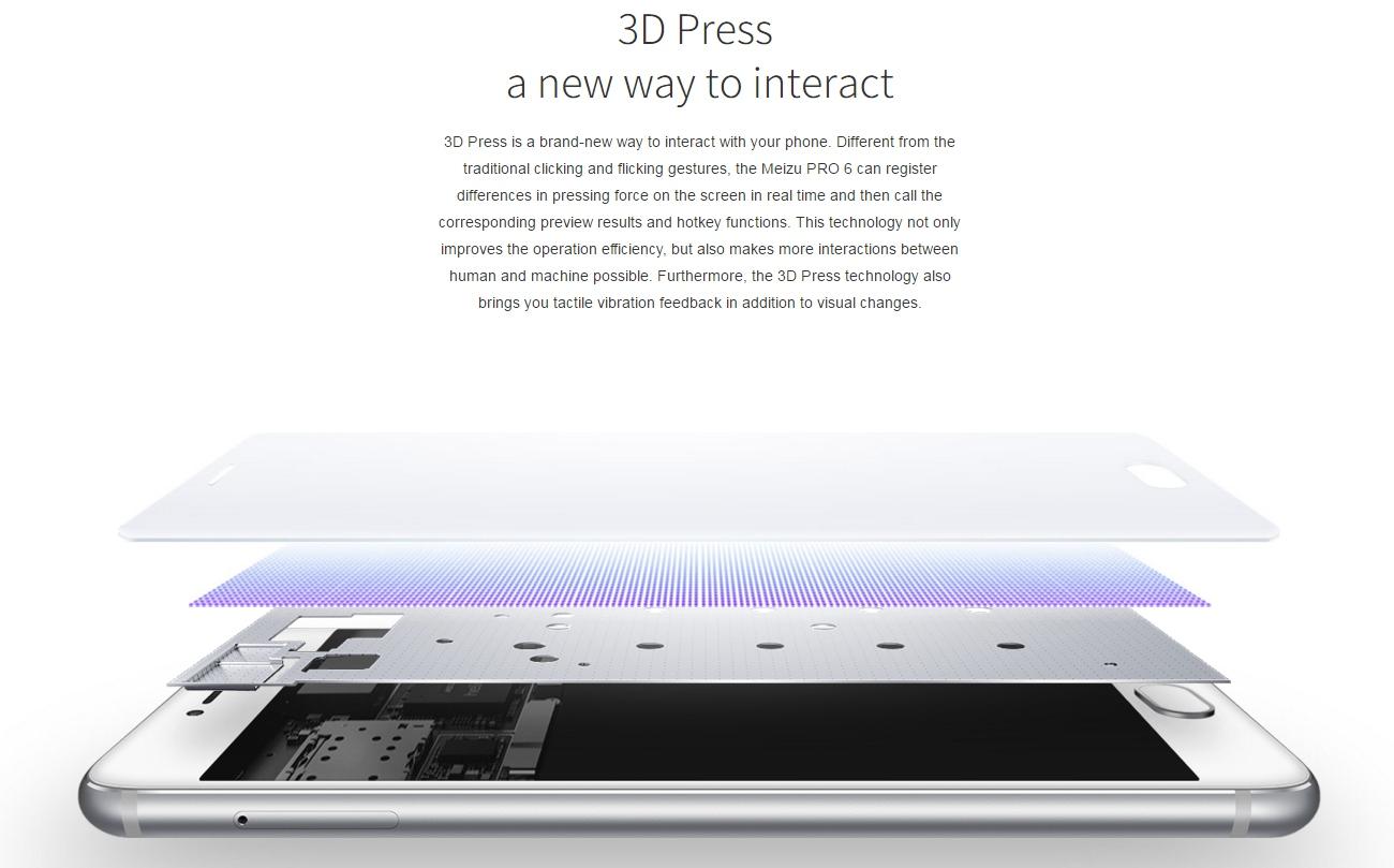 Meizu Pro 6 Mobile