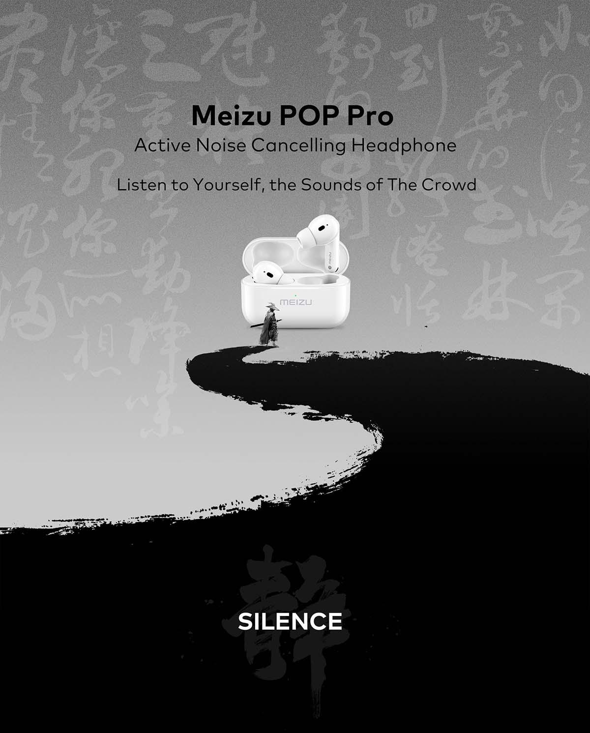 Original MEIZU POP Pro TWS