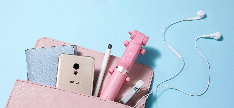 Original Meizu Bluetooth Self Timer Tripod Holder