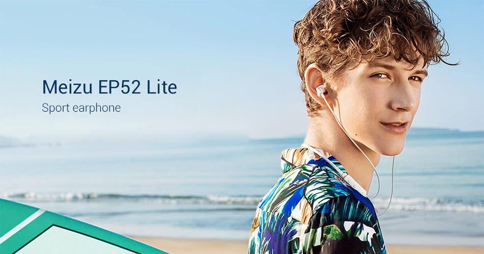 Original Meizu EP52 Lite Sports Bluetooth Earphone