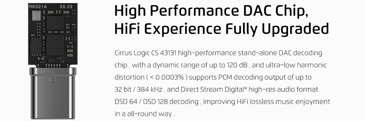 Original Meizu HiFi DAC Headphone Amplifier Pro