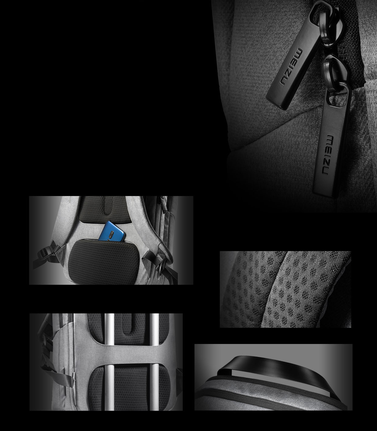 Meizu Minimalist Urban Backpack