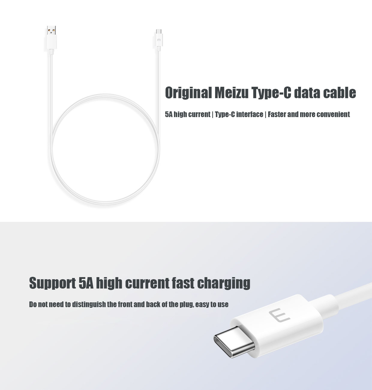 Meizu Type-C Data Cable