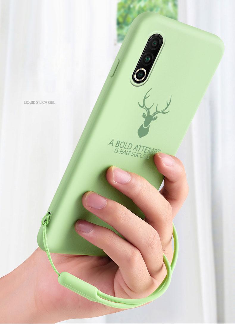 Meizu 16XS case