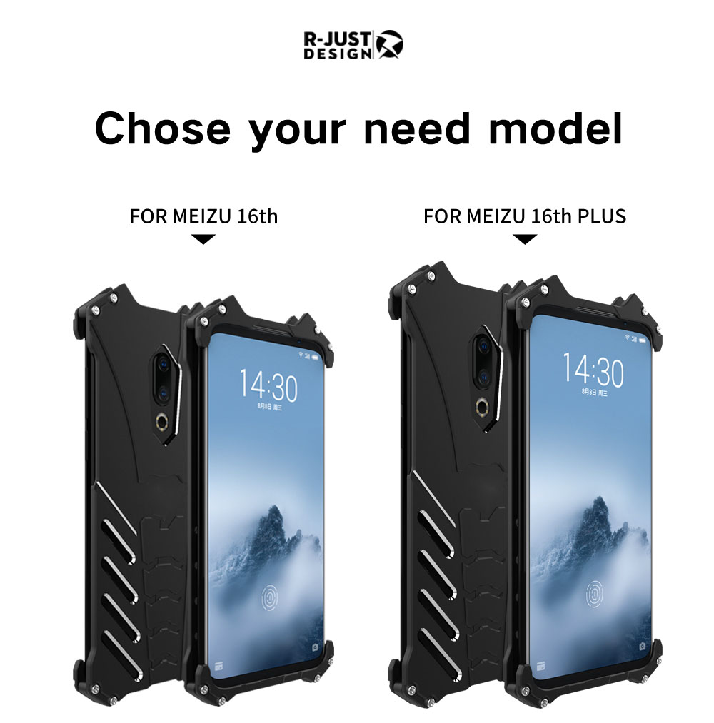 Meizu 16th case