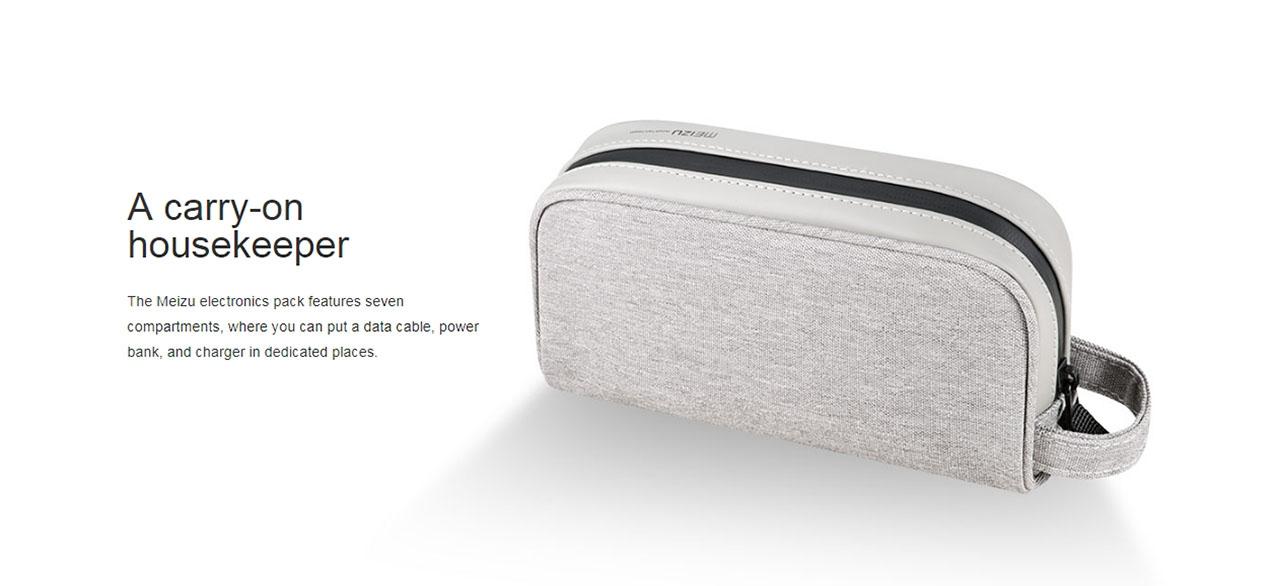 MEIZU electronics pack