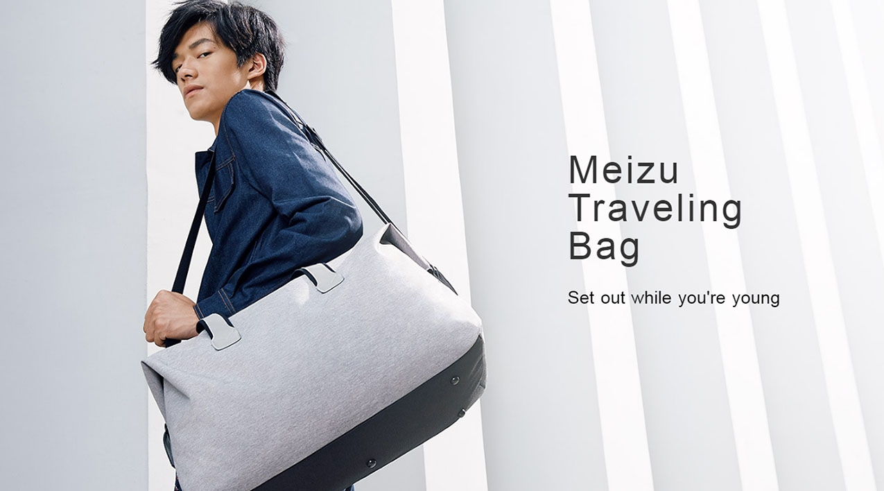 original meizu traveling bag