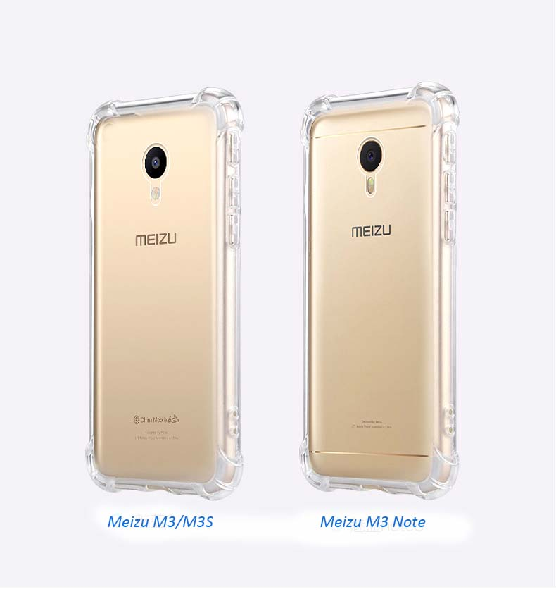 Meizu M3/M3S/M3 Note cover case