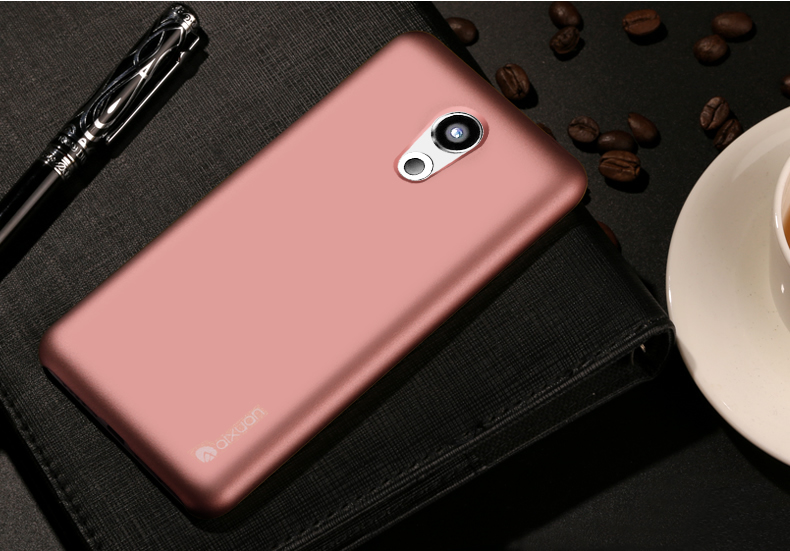 Aixuan Baby Skin Feel Protective Back Cover Case For Meizu Mx6