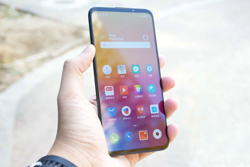 meizu 16t review